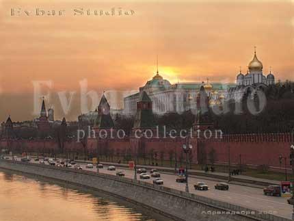 Москва - златоглавая, фото обои фон заставка картинка тема рабочего стола