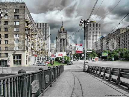 Название смоленская улица фото обои