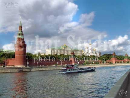 Это - Москва