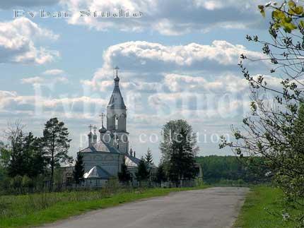 церковь тема картинки в карандаше