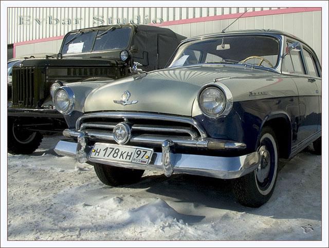 ГАЗ - 21 Волга